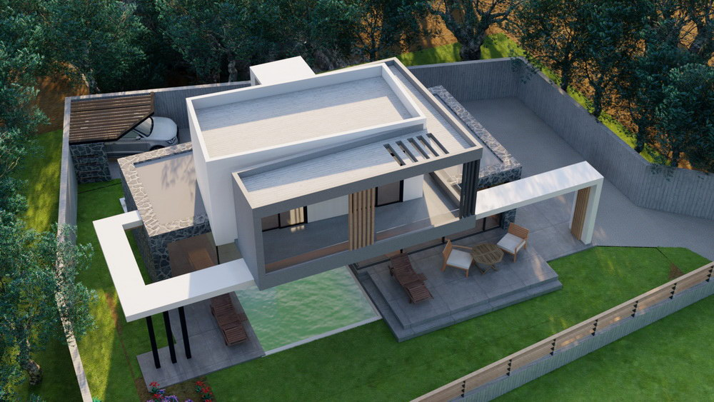 Luxurious two storey detached house of 101sqm 6